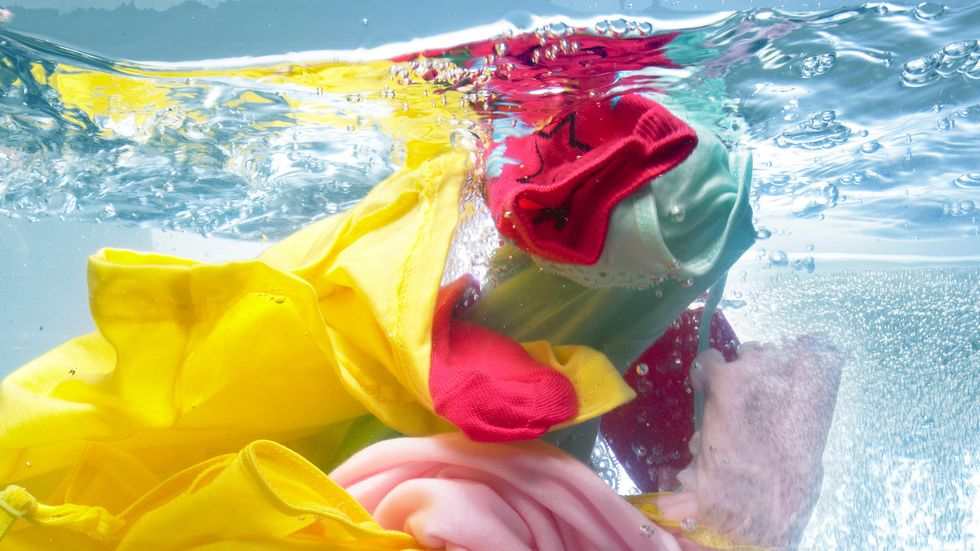 Why You Should Wash Your Clothes in Cold Water