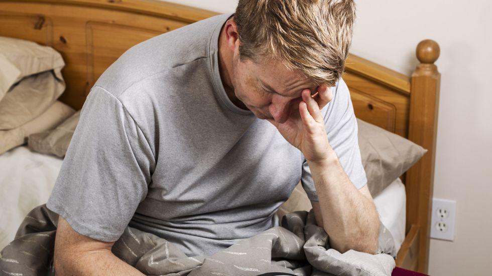 Poor Sleep Linked to Alzheimer's Disease