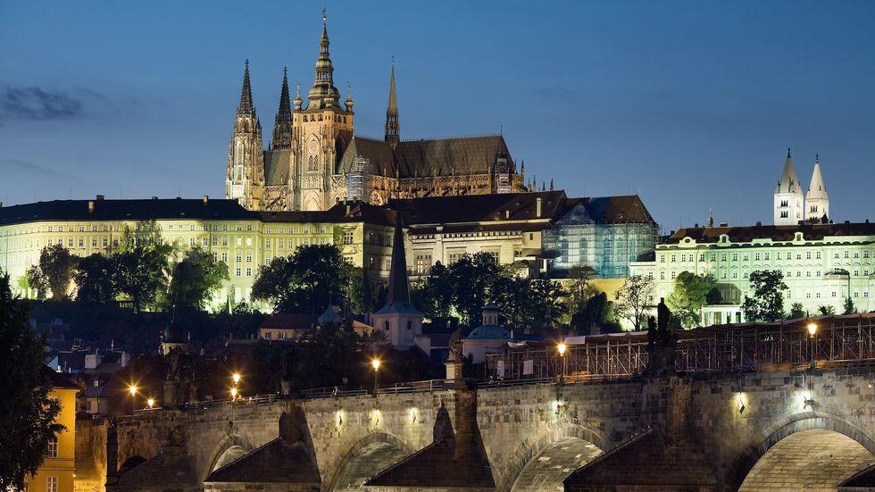 Prague holds the secret to great art
