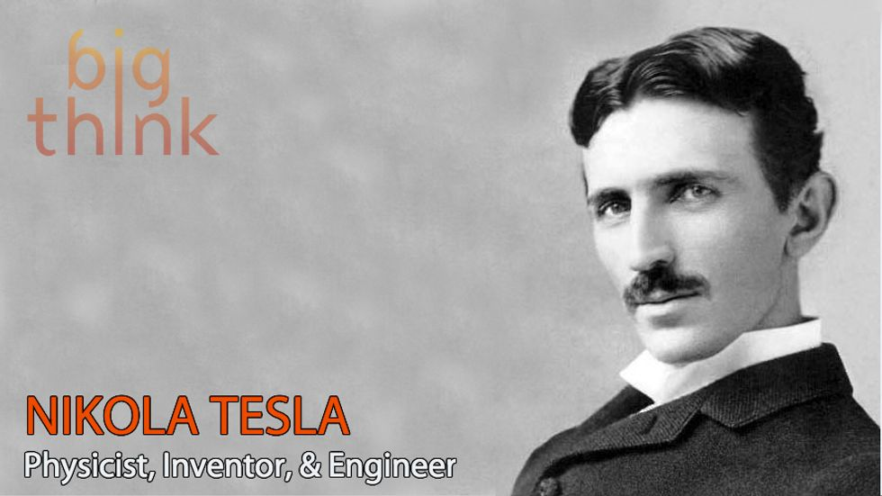 Nikola Tesla Describes the Thrill of Invention