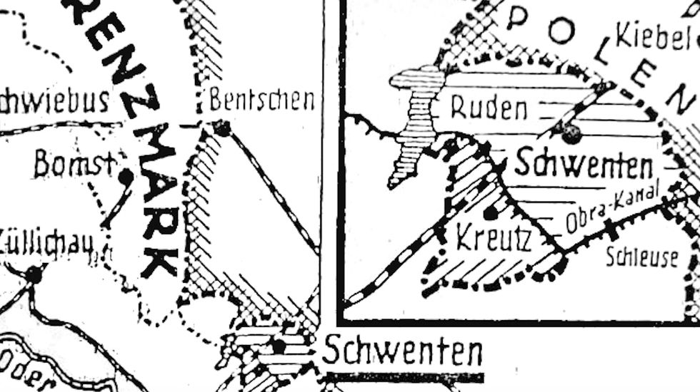 Life, Liberty, and Free Beer: the Short-lived Free State of Schwenten