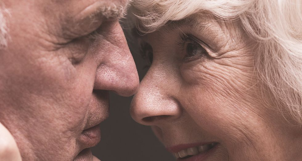 Old Couples Tell Researchers the Secrets to a Happy Marriage