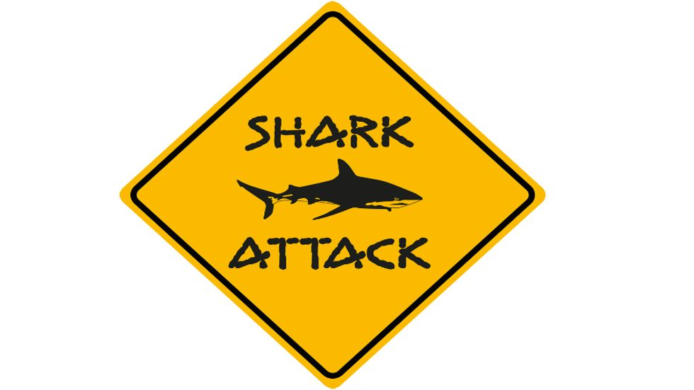 SHARK ATTACKS!!! The Risk Is Tiny, but the Fear, and News Coverage, Are High. Why?