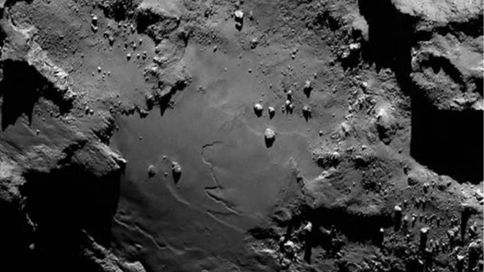 Some Scientists Believe There's Life on 'Rosetta' Comet