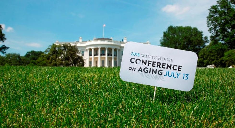 White House Conference Sees New Technology as Future of Old Age