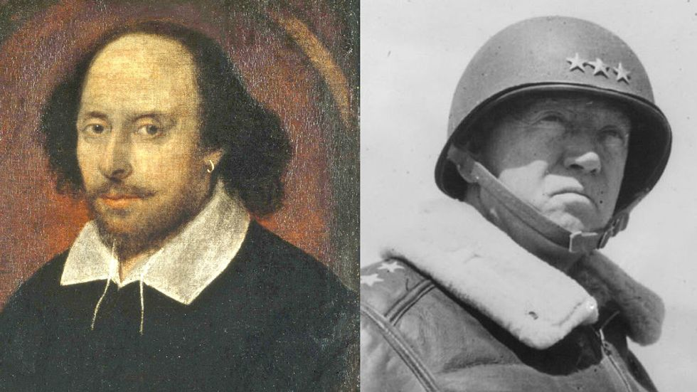 General Patton or Shakespeare's Henry V: Who Said It Better?