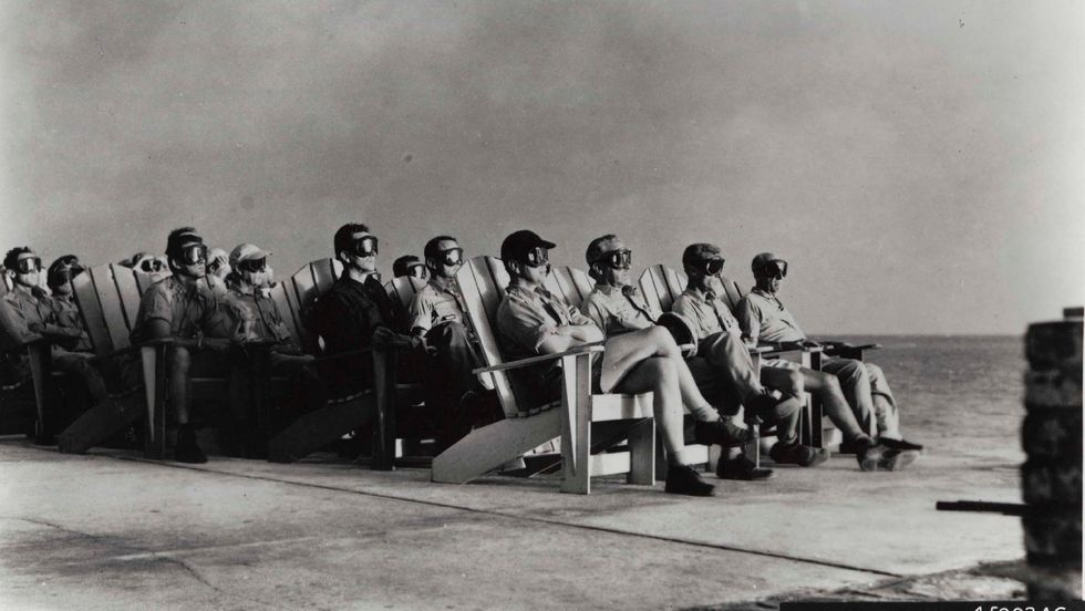 Atomic Sublime: How Photography Shapes our View of Nuclear Warfare and Energy