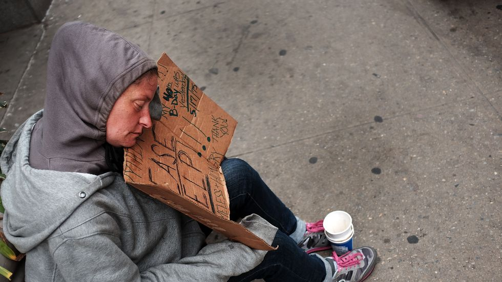 Three in Five Americans Have Experienced a Year of Poverty