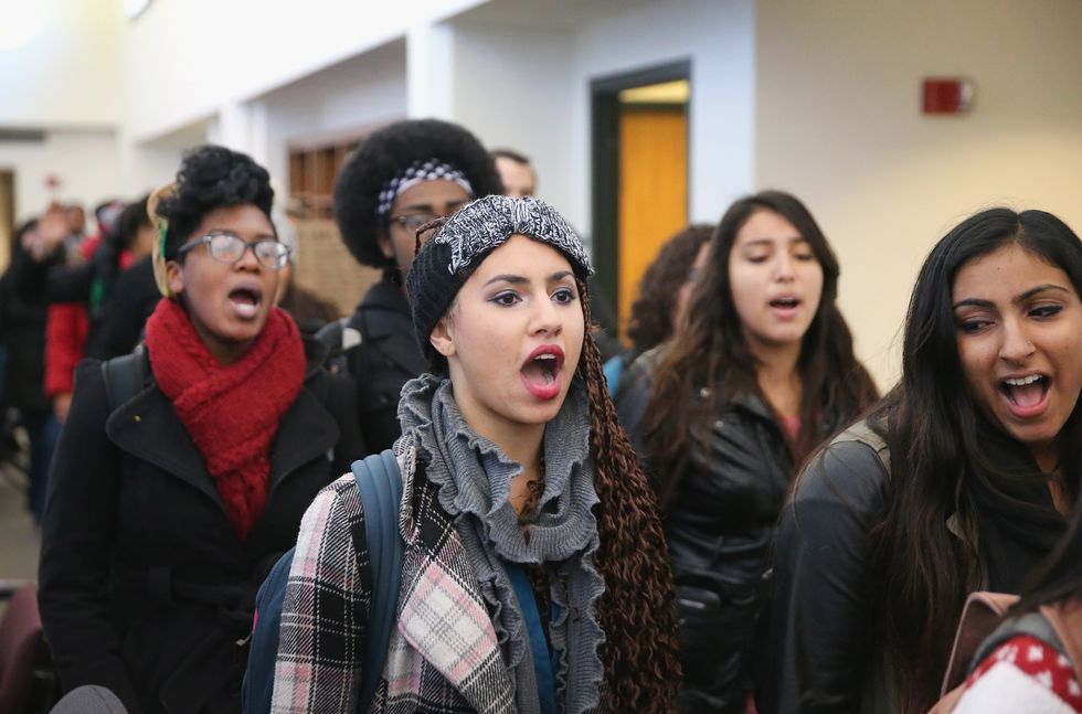 College, Liberalism, and the Destruction of Free Speech