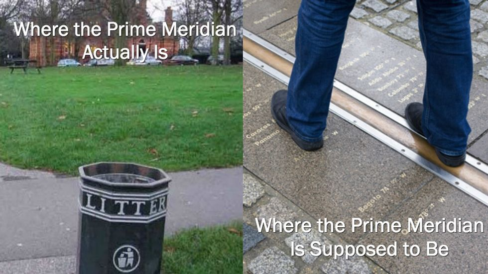Why the Prime Meridian belongs in the Dustbin of Geography