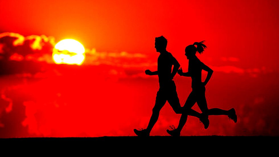 A Simple Way to Use Psychology to Run Faster