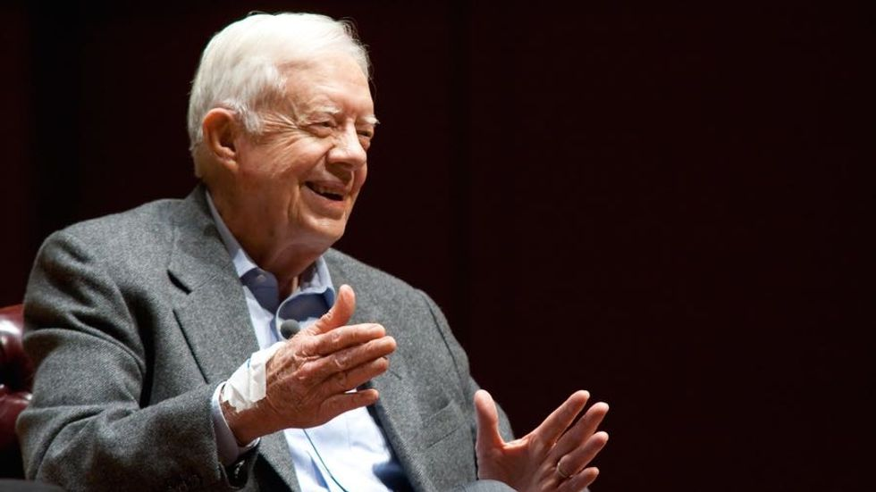 Jimmy Carter, Cancer & Redefining the New Old Age