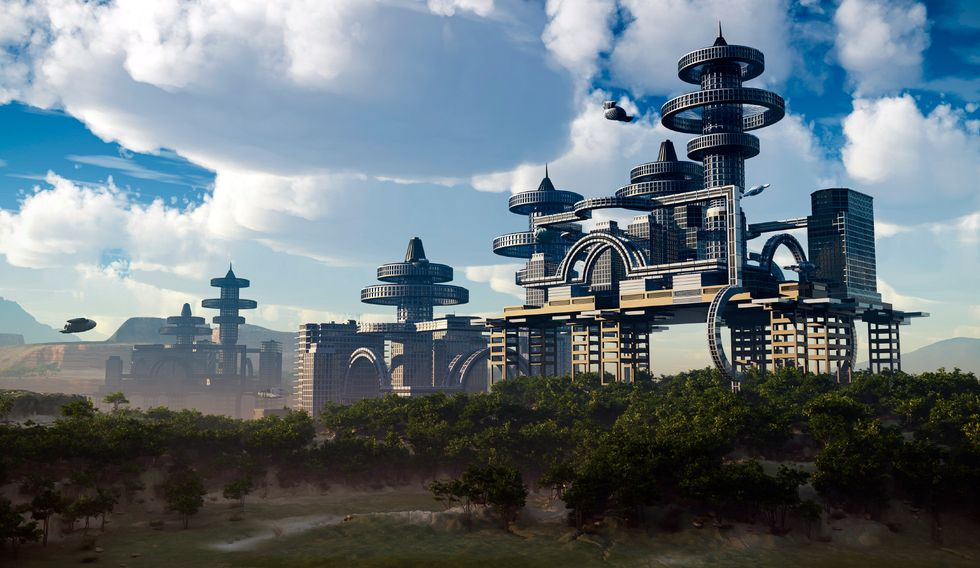 Futurism Is Awesome — And Awesomely Bad at Predicting the Future