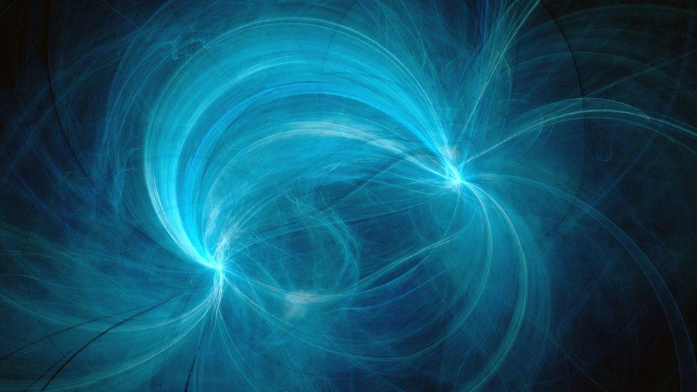 Your Brain Isn't a Computer— It's a Quantum Field