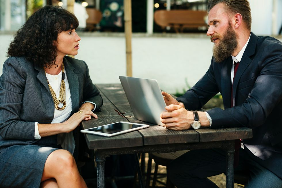 12 Thoughts You Have Before An Interview