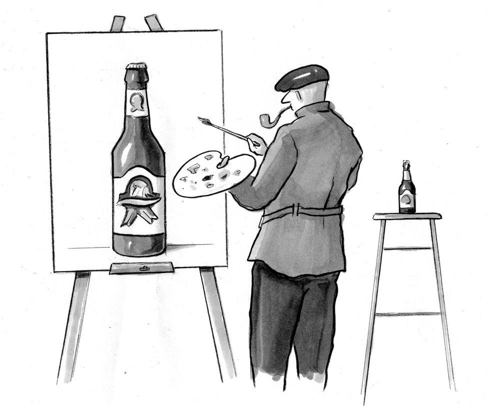 Has Duty Lost To Beauty? Art's Hidden Brain Effects.