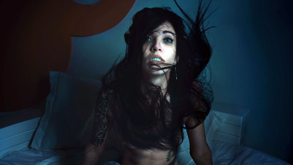 Sleep Paralysis Is the Most Terrifying State of Consciousness