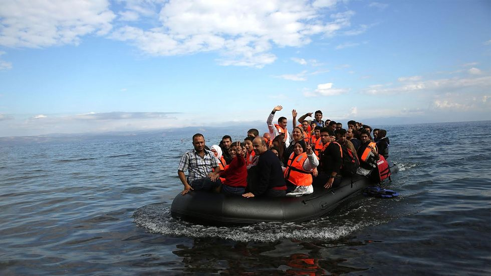 Will The Next Refugee Crisis Be An Environmental Refugee Crisis?