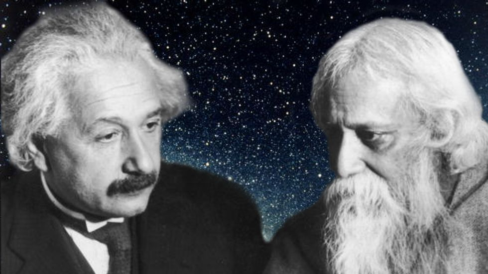 What happened when Einstein met Indian mystic Tagore