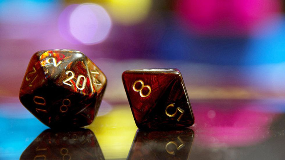 Want to Find Yourself? Try Playing Dungeons & Dragons.