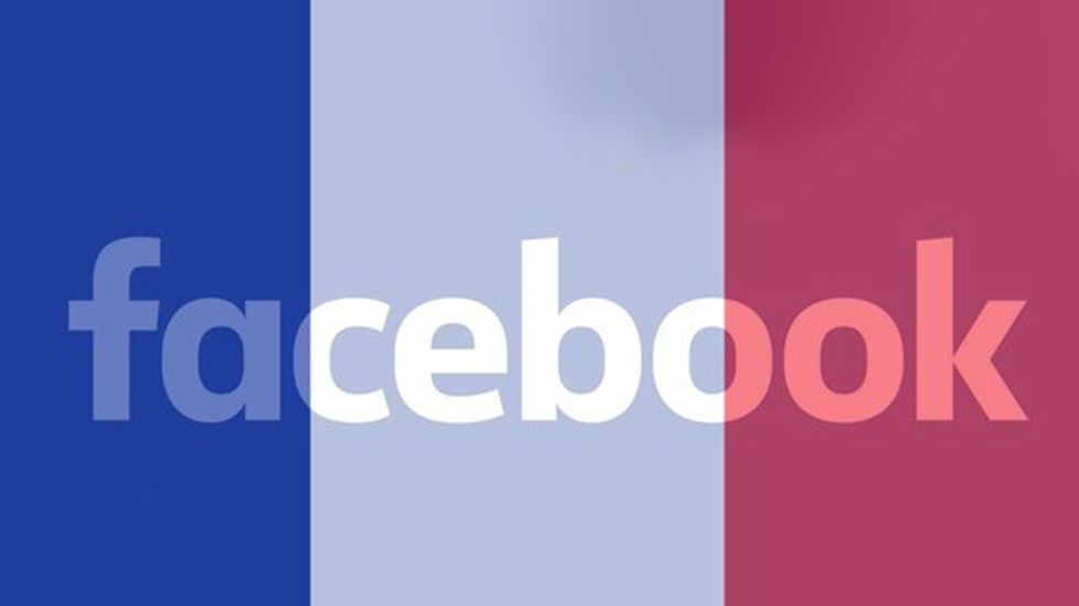 Let's Review the History of the French Flag Before Passing Judgment on Facebook