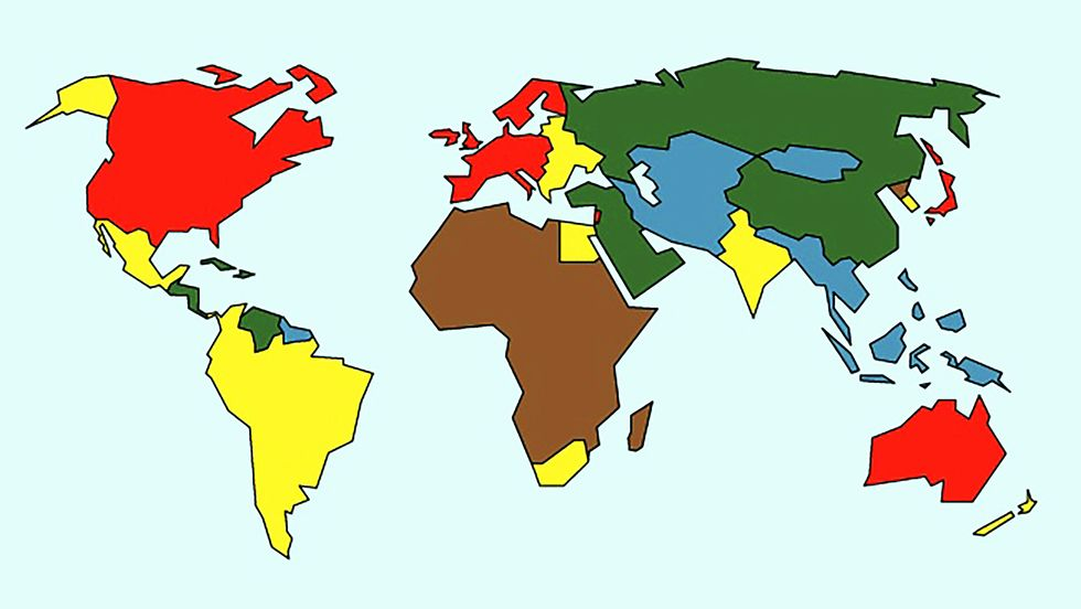 The Geography of Empathy and Apathy: Some Countries We Care about More than Others