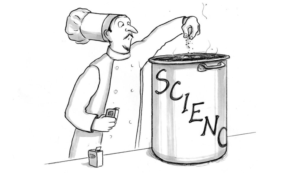 Our Recipe for Science & How Facts Became Facts
