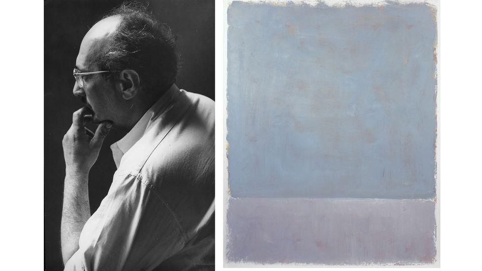 Finding the Lighter Side of Mark Rothko