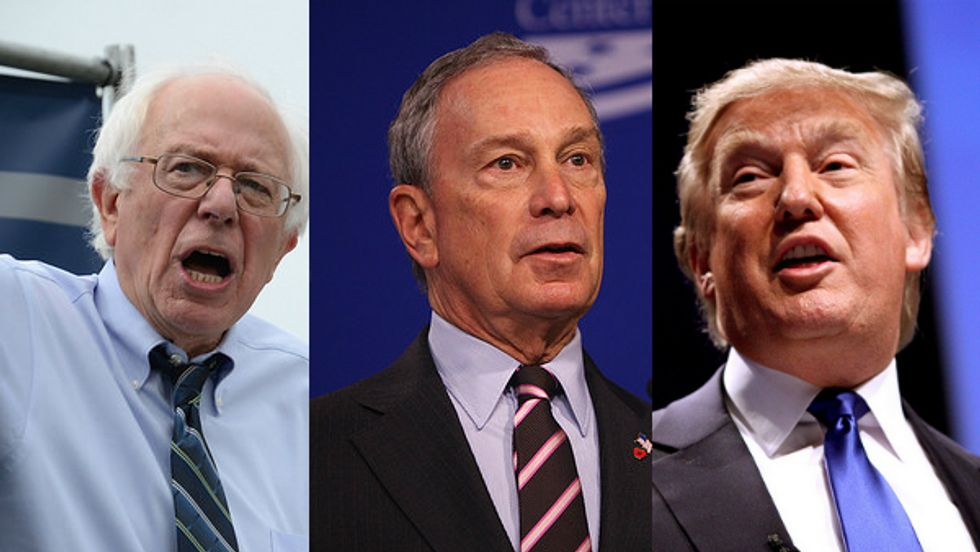 President Bloomberg? How Bloomberg Could Win — With Slightly Different Voting Rules