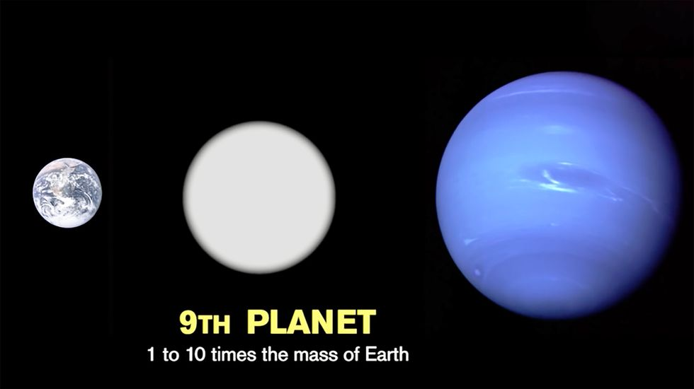 Mathematical Evidence Points to a New Planet in Our Solar System