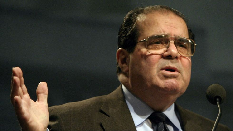The Liberal Face of Justice Scalia