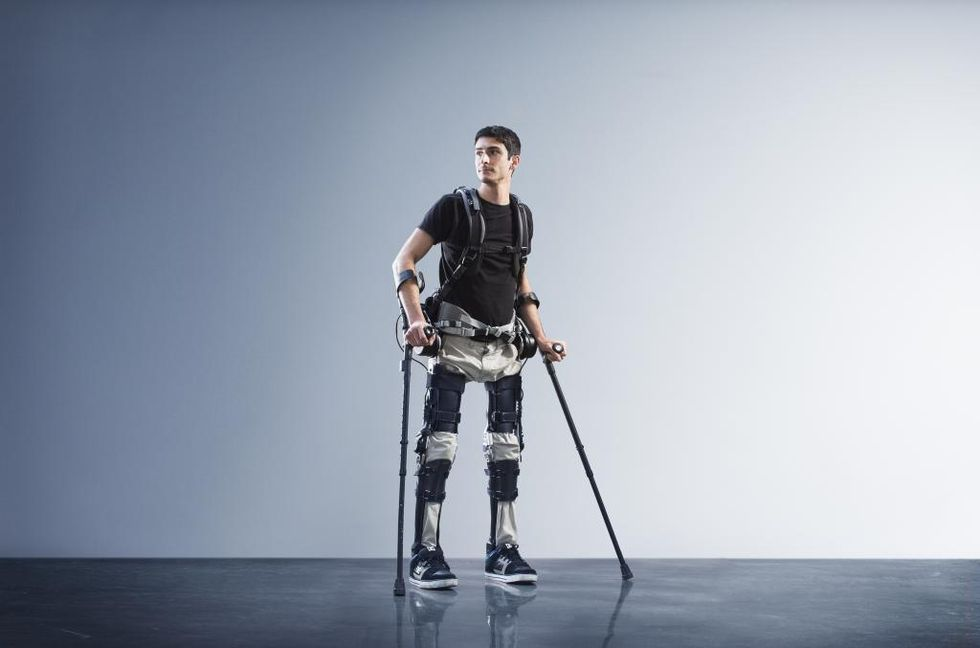SuitX Is Advancing the Possibilities of Living after Injury in a Major Way