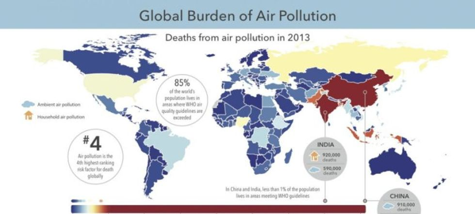Clean Energy Is a Matter of Public Health for These Nations