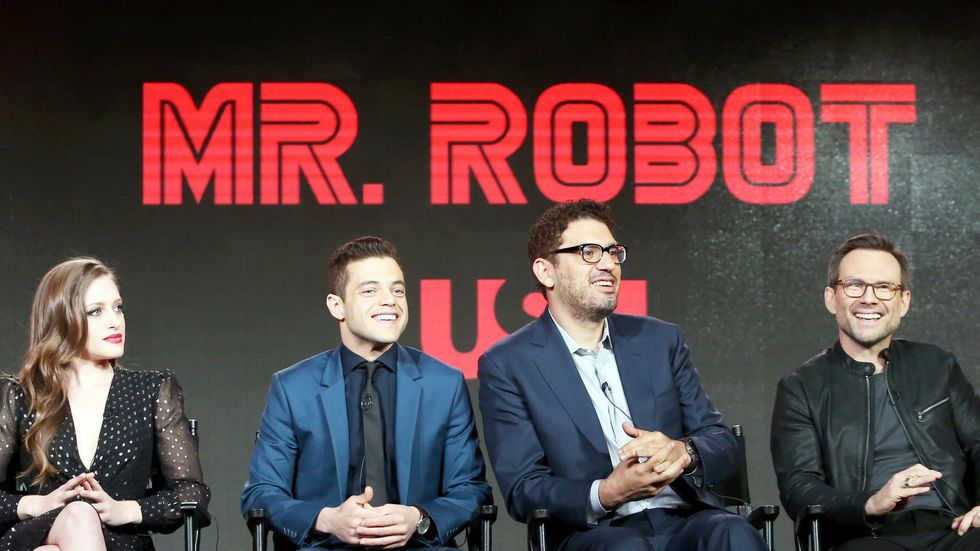 Do You Think 'Mr. Robot' Is Scary? You Should.