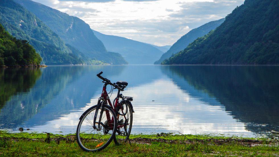 Norway's Latest Green Initiative: $1 Billion Bicycle Superhighways