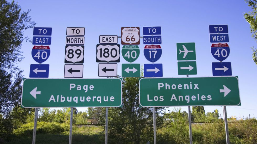 The surprisingly bitter controversy over American highway fonts