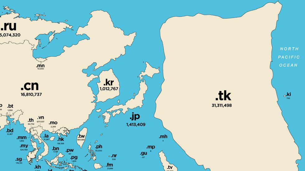 Tokelau: The World's One True Online Superpower