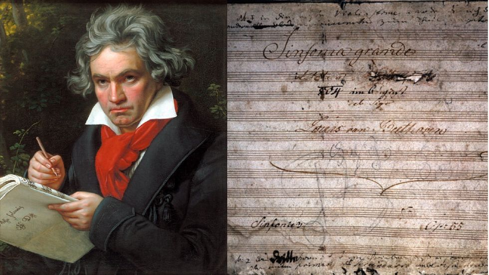 Who Made Beethoven Mad Enough to Un-Dedicate a Symphony?
