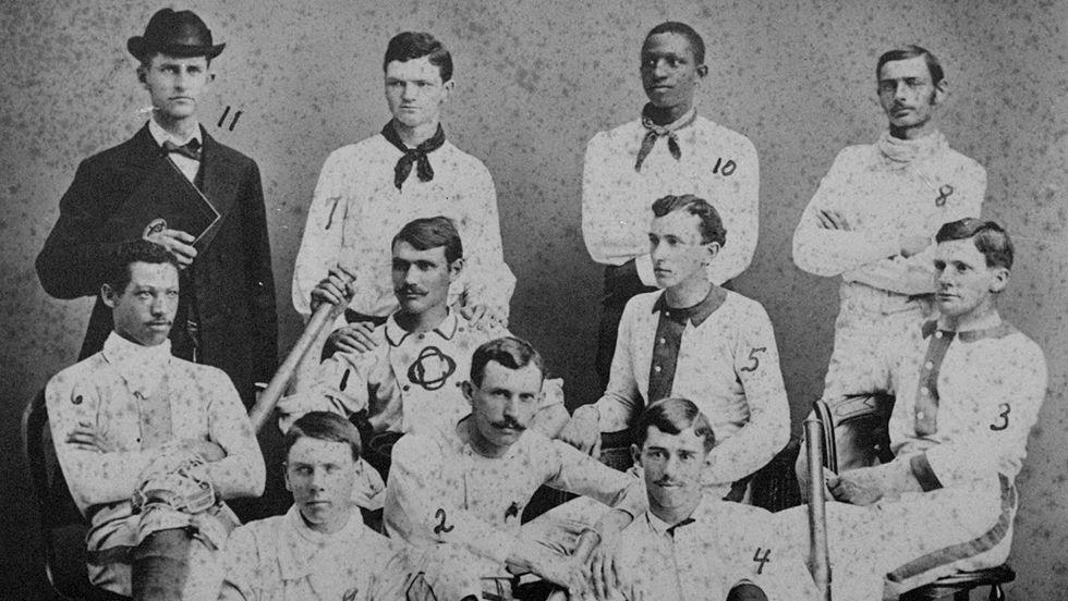 The Man Who Broke Baseball's Color Line Before Jackie Robinson