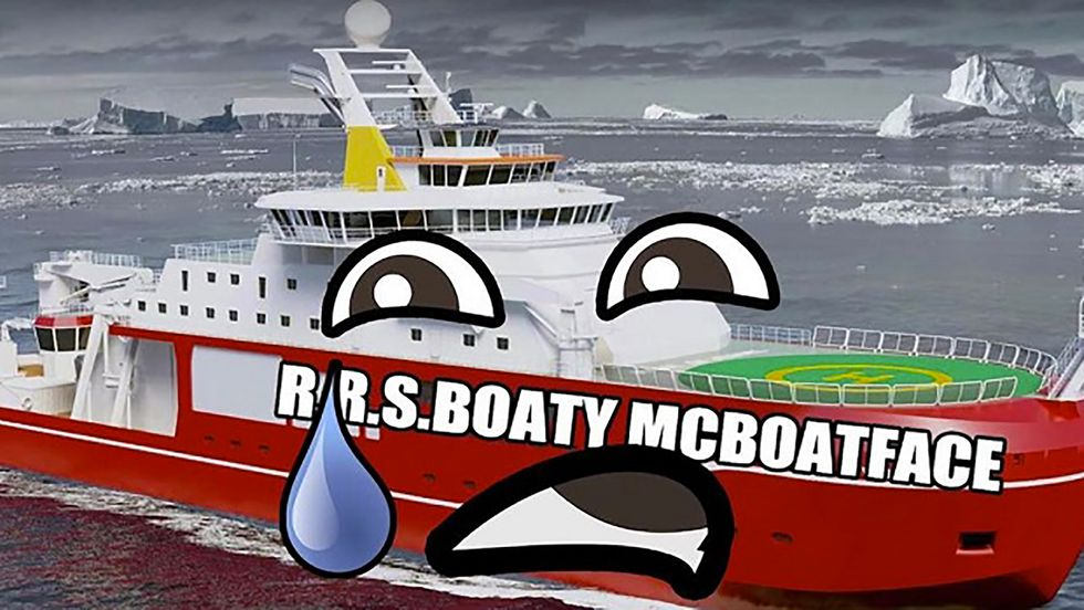 The Sinking of Boaty McBoatface — And Why It's a Big Problem
