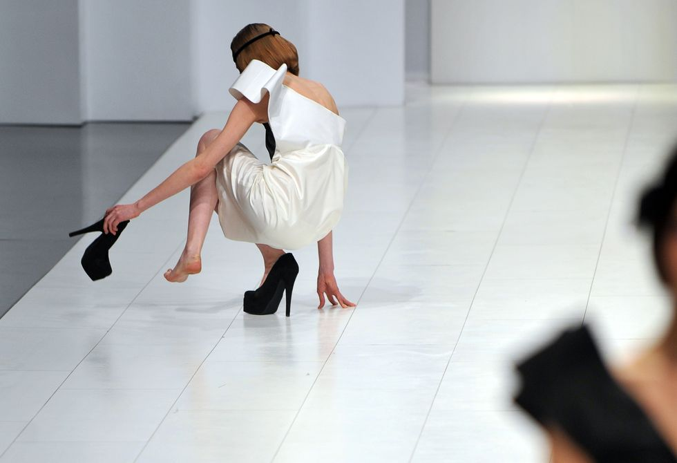 Our Troubling (And Sexist) Fascination With High Heels