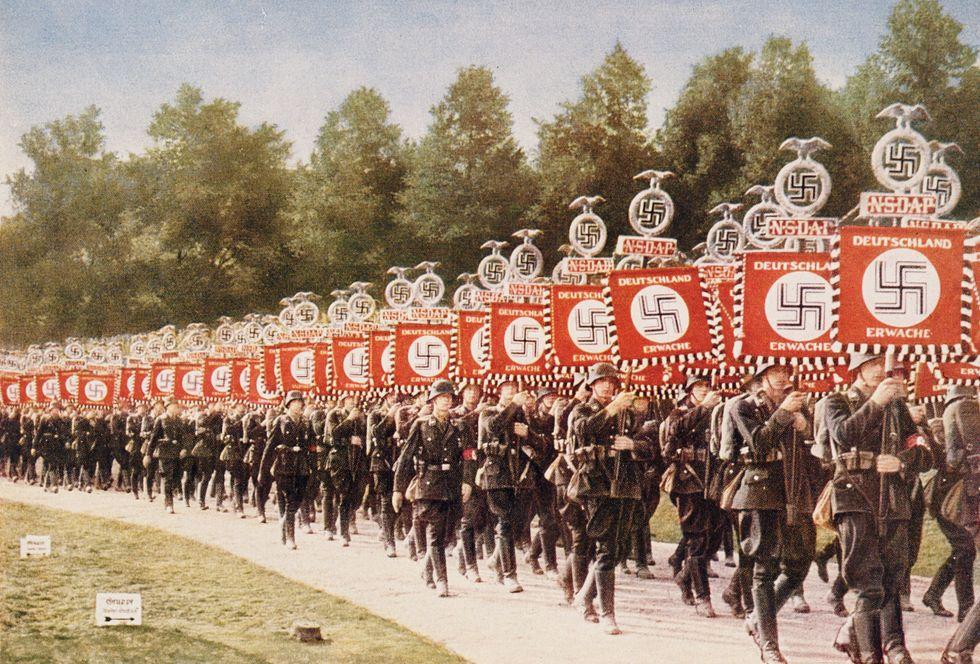 Fascist Rally at Nuremberg