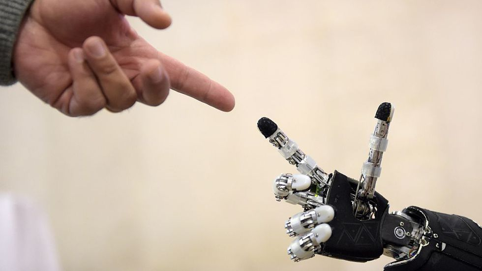 A Robot Just Got Hired at a Bankruptcy Law Firm