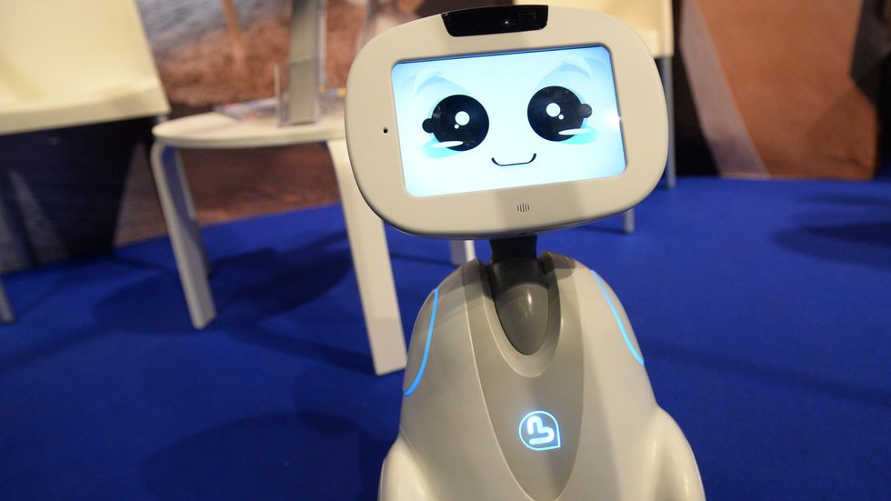 Why researchers are teaching robots to feel pain