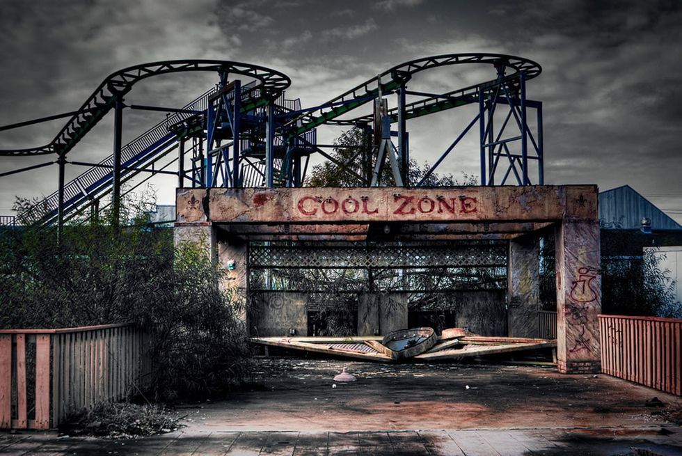 9 Abandoned Amusement Parks That Will Absolutely Creep You Out