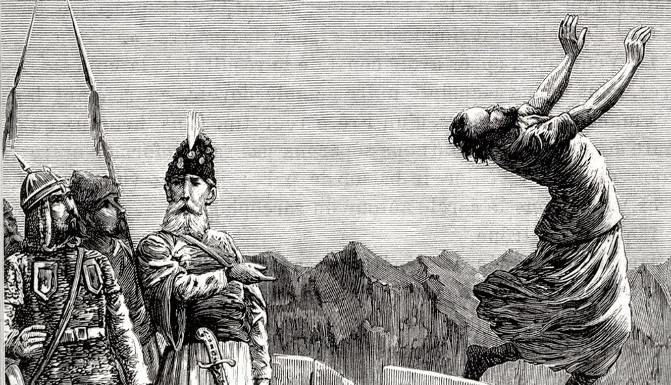 History's First Terrorists