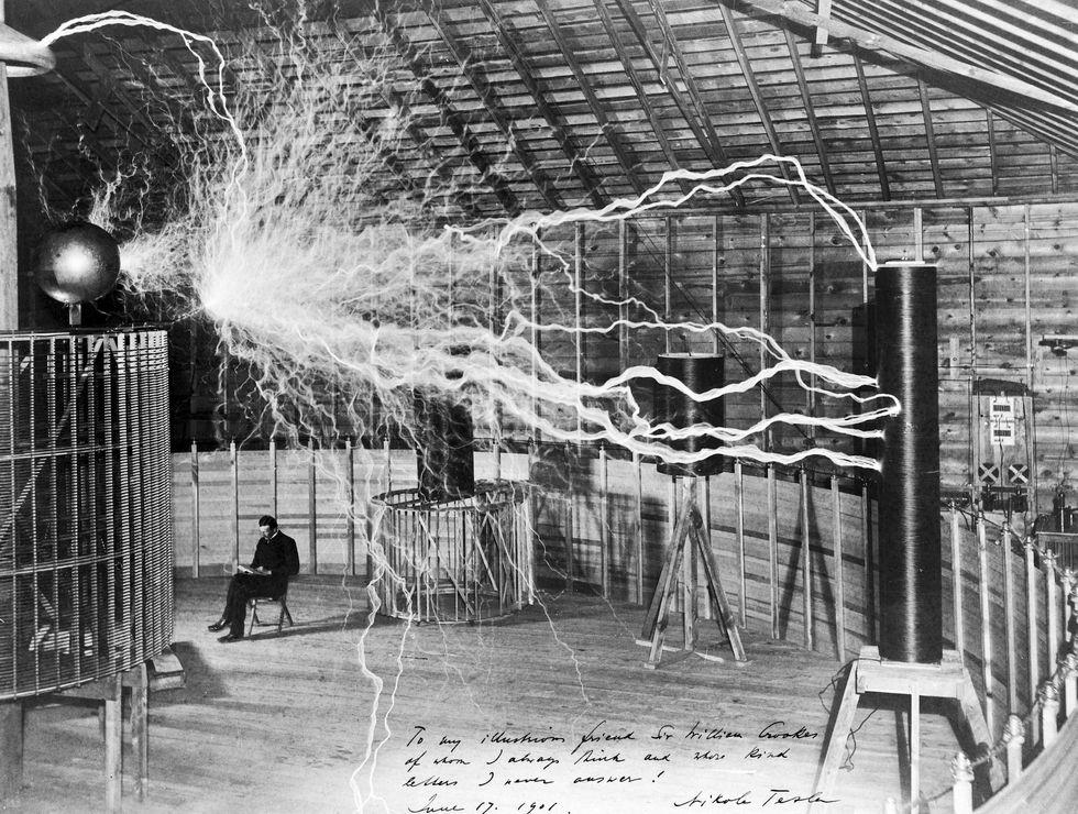 10 of Nikola Tesla's Most Amazing Predictions