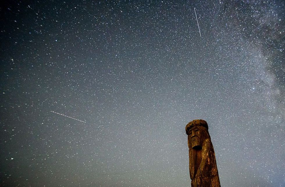 Move over Perseid, Here Come Shooting Stars On Demand