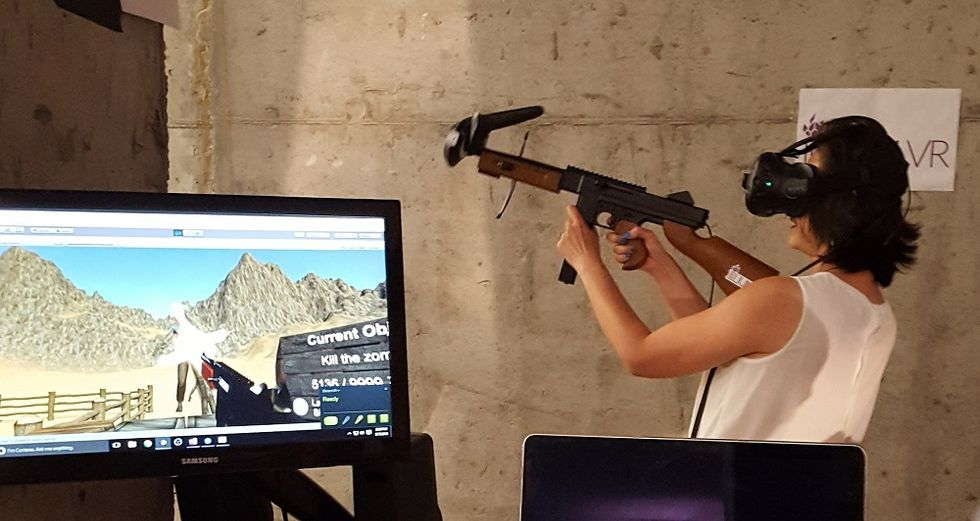 Why Virtual Reality Games Will Be a Technological Revolution
