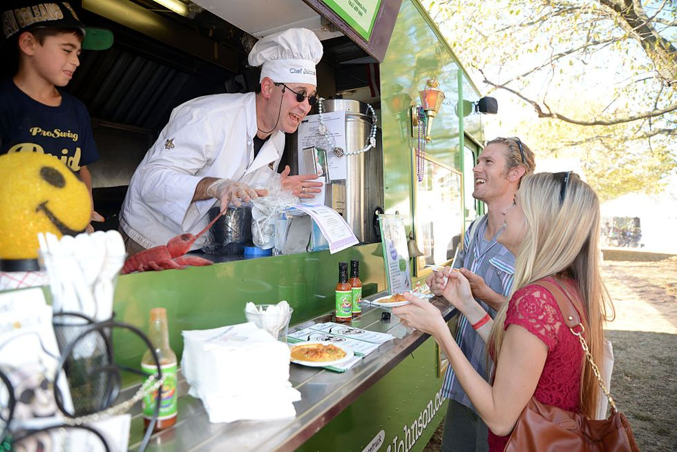 Millennials are the Food Truck Generation